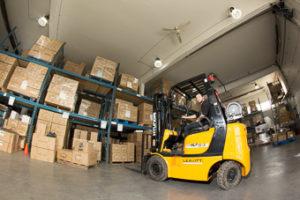 Lumisave Warehouse Storage LED Lighting
